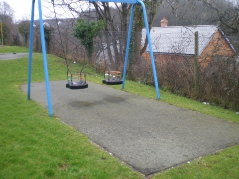 Tarka Homes and Westward Housing Glebelands play project
