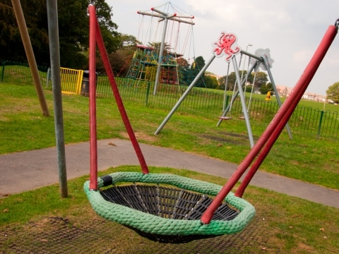 Stanhope Park in Holsworthy (David Wilson Partnerships) play project