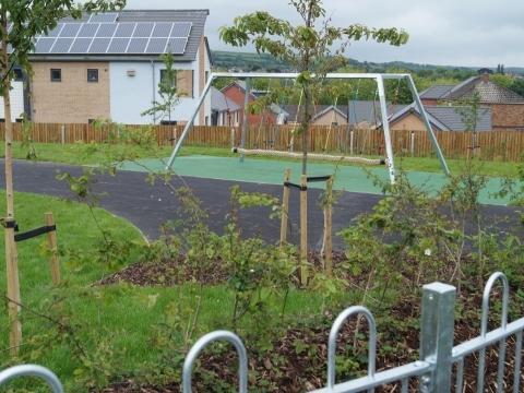 Eden Park Barnstaple play project