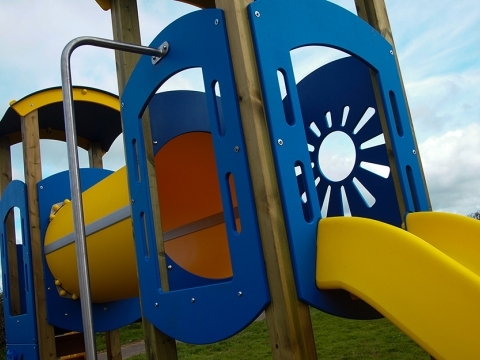 Langtree Play Area TEKONomical Unit play project