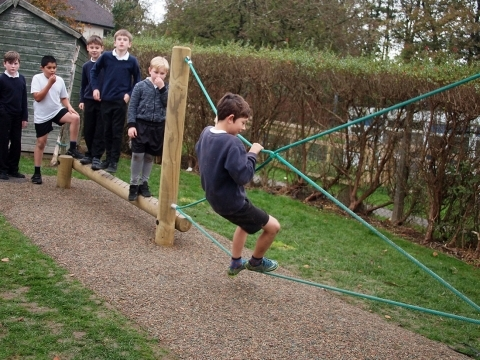 Holsworthy Primary School play project