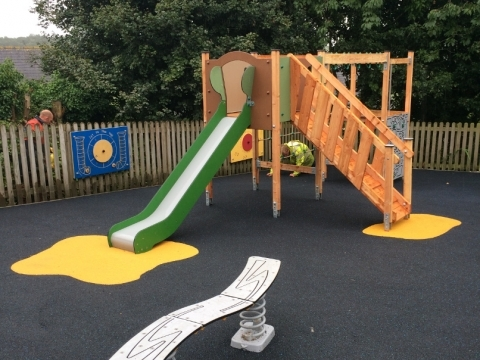 Ilsington Parish Play Area play project