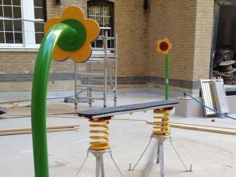 Barratt Homes - Marylebone, London play project