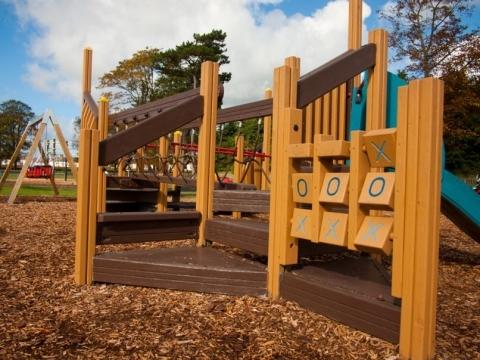 Pilton Park, Barnstaple play project