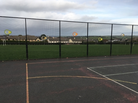 Westcroft School New sport equipment  play project