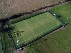 Langtree PC MUGA in North Devon