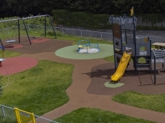 Great Torrington Old Bowling Green commons playpark