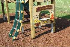 Three tower TEKO multi-play unit